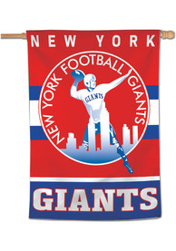 New York Giants Retro 28x40 Banner