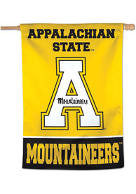 Appalachian State Mountaineers 28x40 Banner