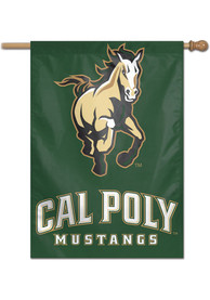 Cal Poly Mustangs 28x40 Banner