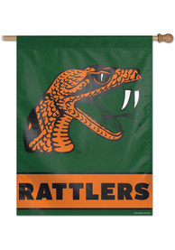 Florida A&M Rattlers 28x40 Banner