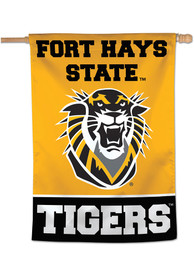 Fort Hays State Tigers 28x40 Banner