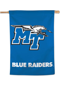 Middle Tennessee Blue Raiders 28x40 Banner