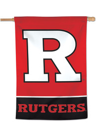 Rutgers Scarlet Knights 28x40 Banner