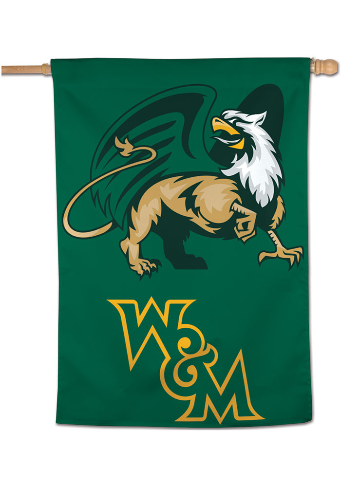 William & Mary Tribe 28x40 Banner