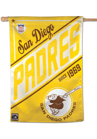 San Diego Padres 28x40 Banner