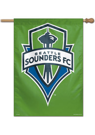 Seattle Sounders FC 28x40 Banner