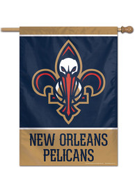New Orleans Pelicans 28x40 Banner