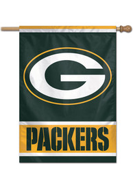 Green Bay Packers 28x40 Banner