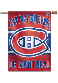 Montreal Canadiens 28x40 Banner