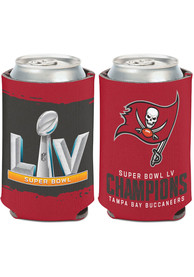 Tampa Bay Buccaneers Super Bowl LV Champions Trophy Coolie