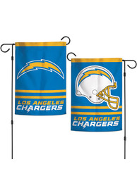 Los Angeles Chargers 2 Sided Team Logo Garden Flag