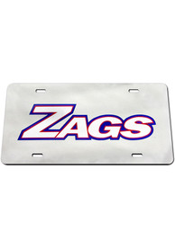 Gonzaga Bulldogs Zags Car Accessory License Plate