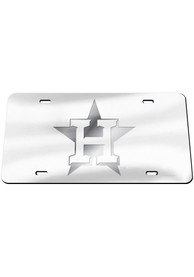 Houston Astros Logo Car Accessory License Plate