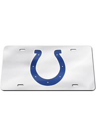 Indianapolis Colts Logo Car Accessory License Plate