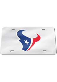 Houston Texans Logo Car Accessory License Plate