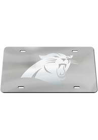 Carolina Panthers Logo Car Accessory License Plate