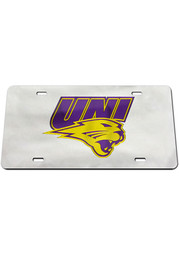 Northern Iowa Panthers Logo Car Accessory License Plate