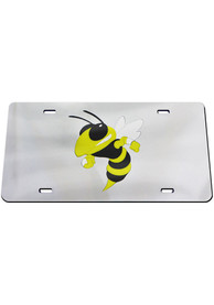 GA Tech Yellow Jackets Logo Car Accessory License Plate