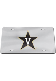 Vanderbilt Commodores Logo Car Accessory License Plate
