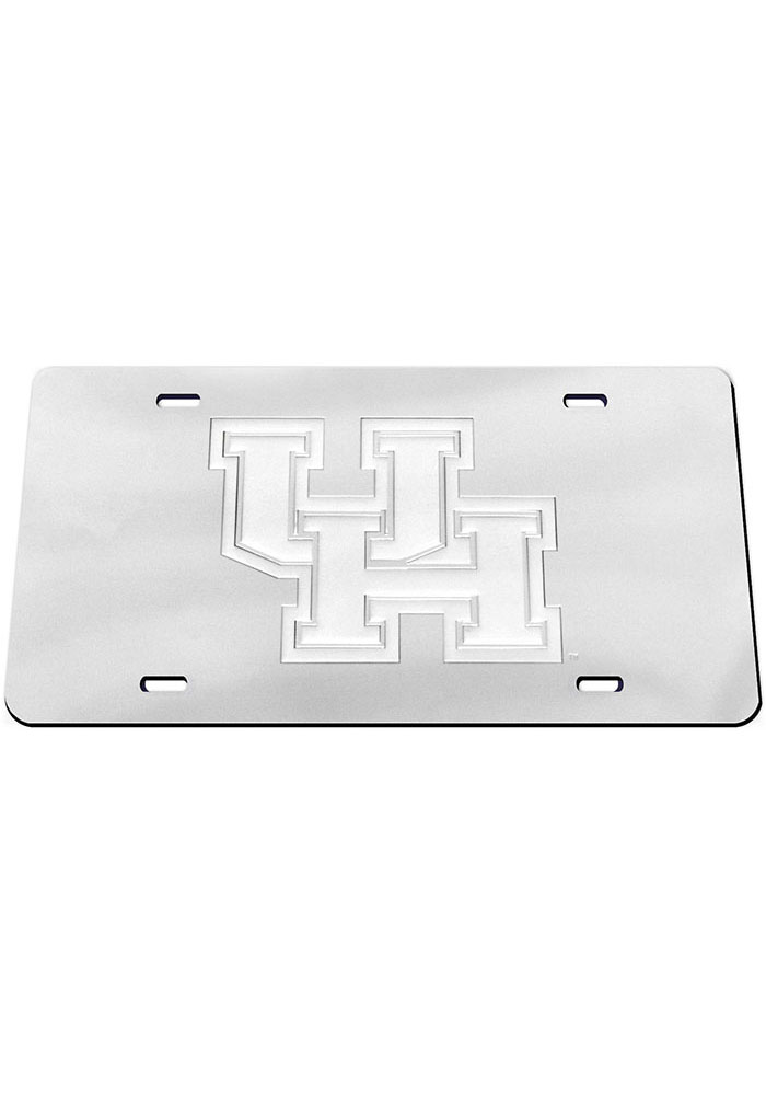 Houston Cougars Logo Car Accessory License Plate
