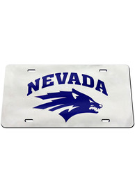 Nevada Wolf Pack Logo Car Accessory License Plate