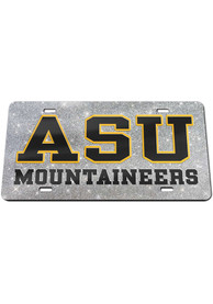Appalachian State Mountaineers Logo Car Accessory License Plate