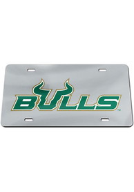 South Florida Bulls Logo Car Accessory License Plate