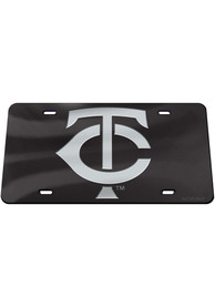 Minnesota Twins Logo Car Accessory License Plate