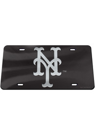 New York Mets Logo Car Accessory License Plate