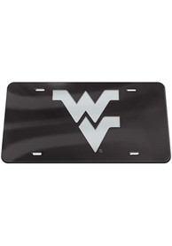 West Virginia Mountaineers Logo Car Accessory License Plate