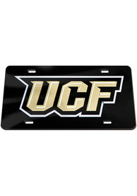 UCF Knights Logo Car Accessory License Plate