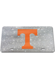Tennessee Volunteers Glitter Car Accessory License Plate