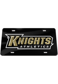 UCF Knights Athletics Car Accessory License Plate