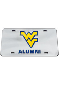West Virginia Mountaineers Alumni Car Accessory License Plate