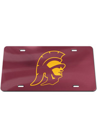 USC Trojans Inlaid Car Accessory License Plate