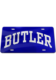Butler Bulldogs Inlaid Car Accessory License Plate