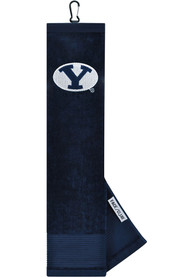 BYU Cougars Embroidered Microfiber Golf Towel