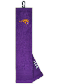 Northern Iowa Panthers Embroidered Microfiber Golf Towel