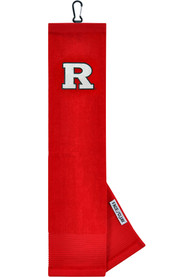 Rutgers Scarlet Knights Embroidered Microfiber Golf Towel