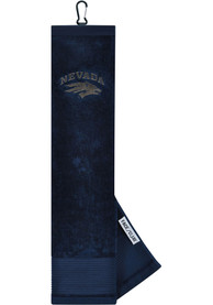 Nevada Wolf Pack Embroidered Microfiber Golf Towel