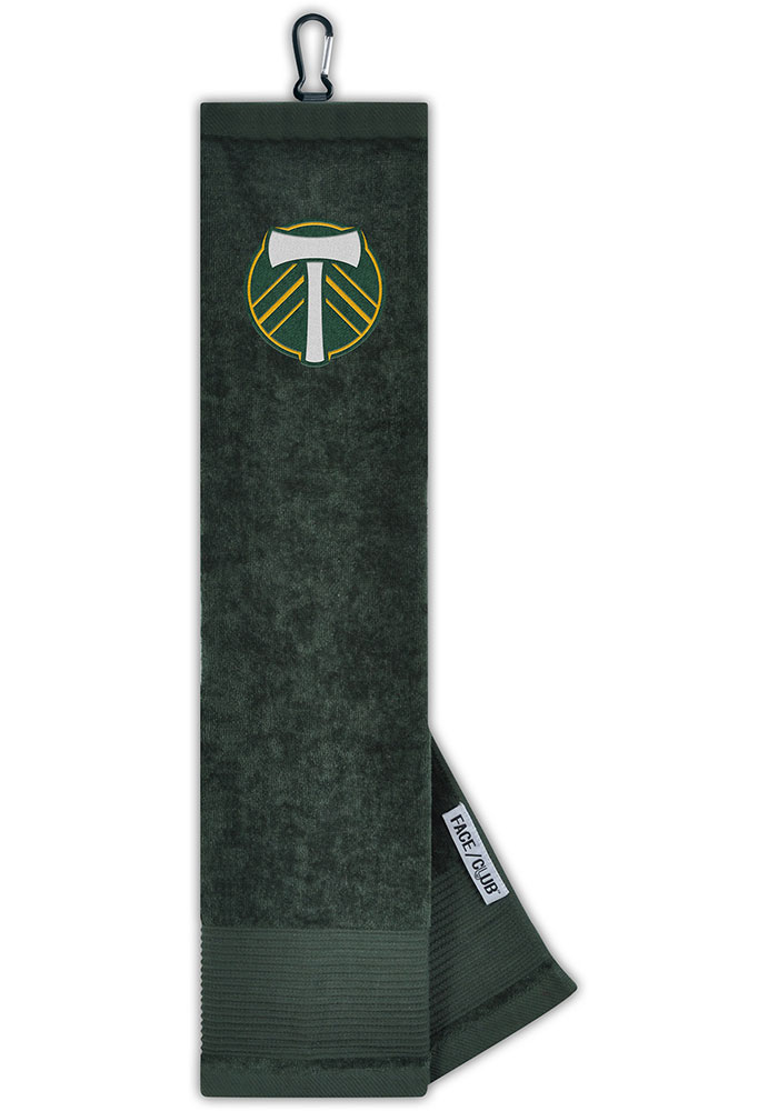 Portland Timbers Embroidered Microfiber Golf Towel - Image 1