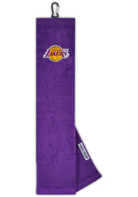 Los Angeles Lakers Embroidered Microfiber Golf Towel