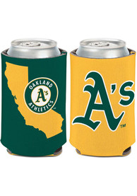 Oakland Athletics 2 Sided Coolie