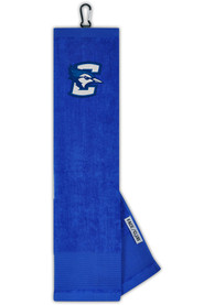 Creighton Bluejays Embroidered Microfiber Golf Towel