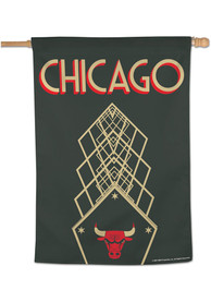 Chicago Bulls City Edition 28x40 Banner