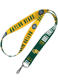 Baylor Bears 2021 Final Four Lanyard