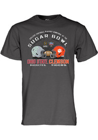 Ohio State Buckeyes 2020 College Football Playoff Bound T Shirt - Charcoal