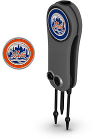 New York Mets Ball Marker Switchblade Divot Tool