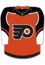 Philadelphia Flyers Reverse Retro Logo Pin