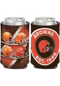 Cleveland Browns 12 OZ Can Cooler Coolie